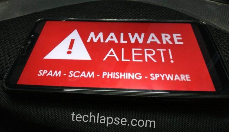 iOS Malware Tech Lapse