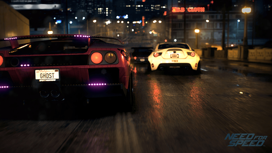 New Need For Speed confirmed, will release in Q4 2019
