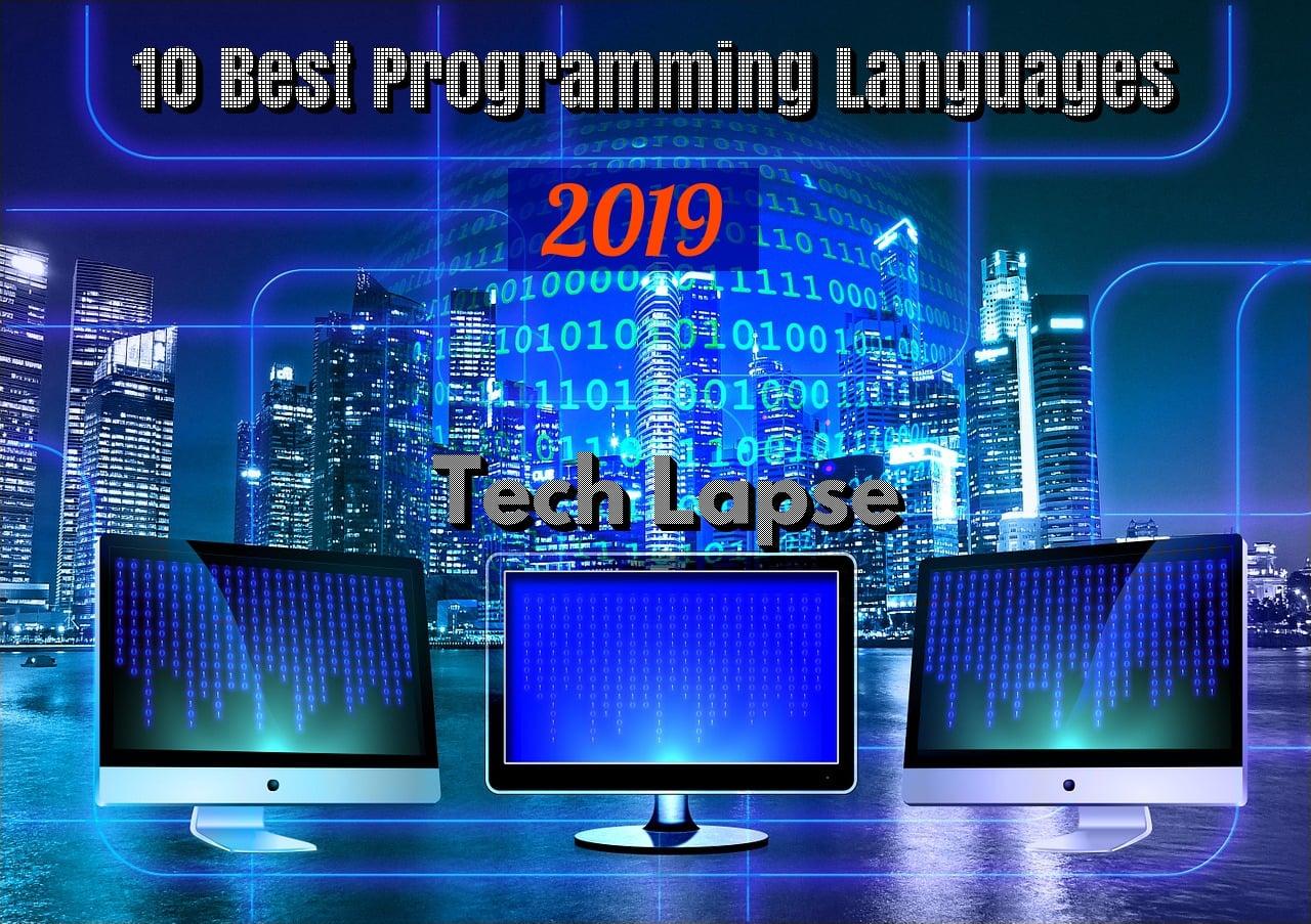 10 Best Programming Languages
