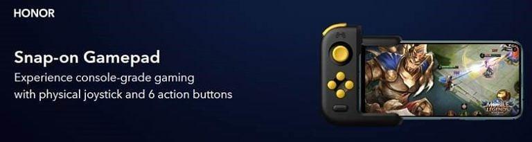 HONOR GamePad