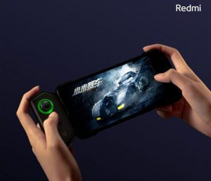 Redmi Note 8 gamepad