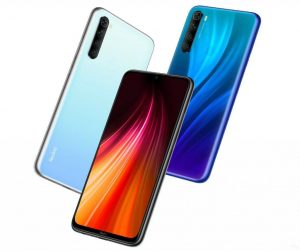Redmi note 8 trio color