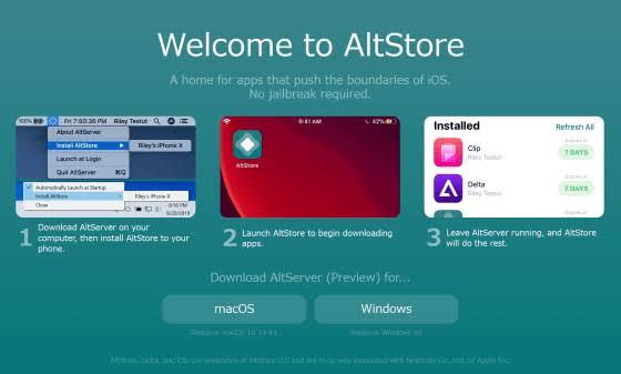 AltStore: The unofficial new jailbreak iOS app store