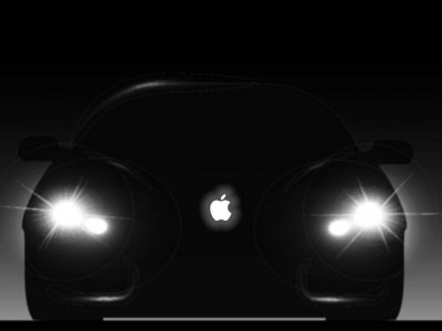 Apple has changed its autonomous car and images have already appeared showing it