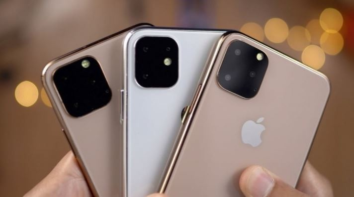 Apple: iPhone logo may soon twinkle with notifications