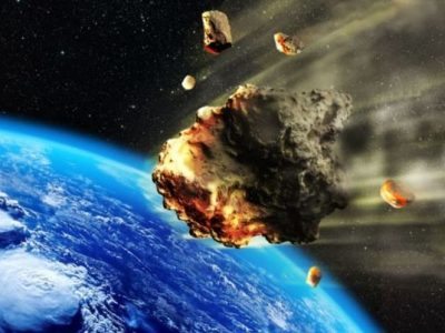 NASA watches the path of 5 asteroids that will pass through Earth on September 24