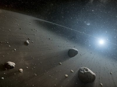 Two asteroids will surpass the earth on September 13