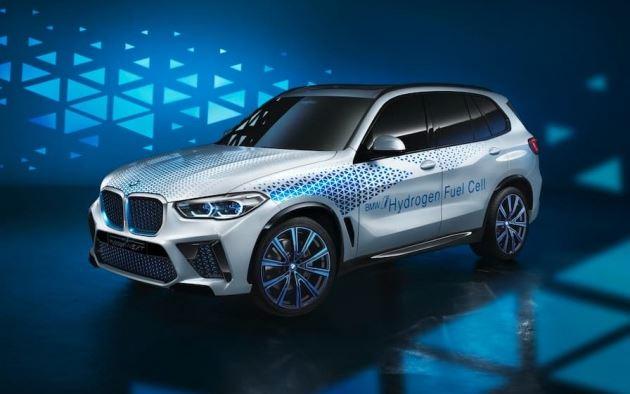 German giant BMW announces i Hydrogen NEXT prototype