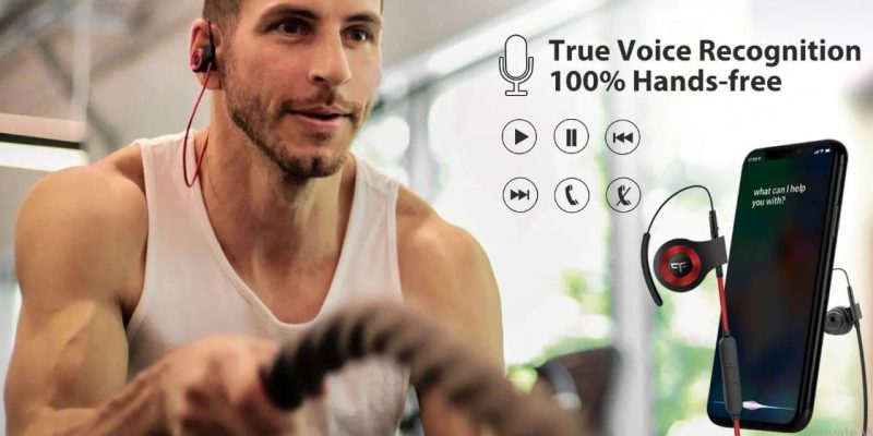 HS-3 Origin: the real sport-friendly choice of Bluetooth earbuds