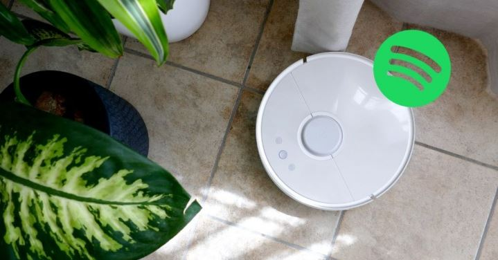 Xiaomi Vacuum Cleaner with Raspberry and Spotify, a perfect match for your home