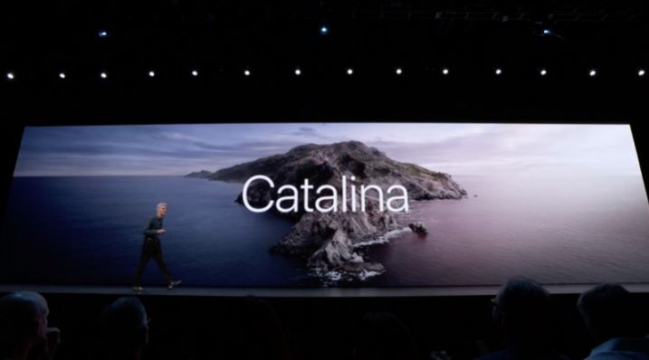 Information leaks to MacOS Catalina arrival next week