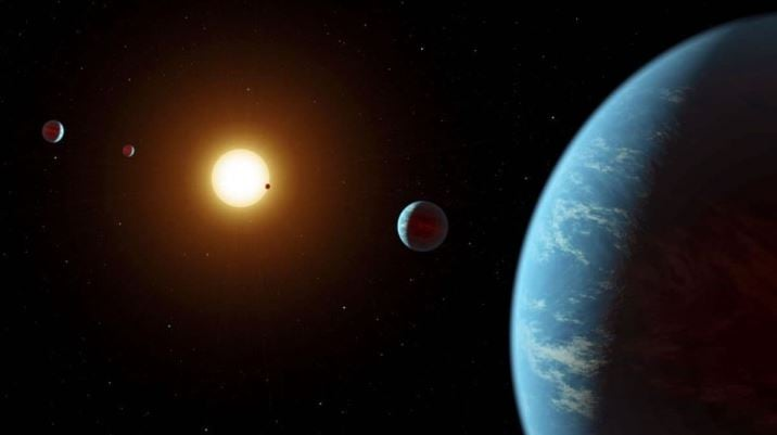 Scientists use Earth's 'fingerprint' to find similar exoplanets