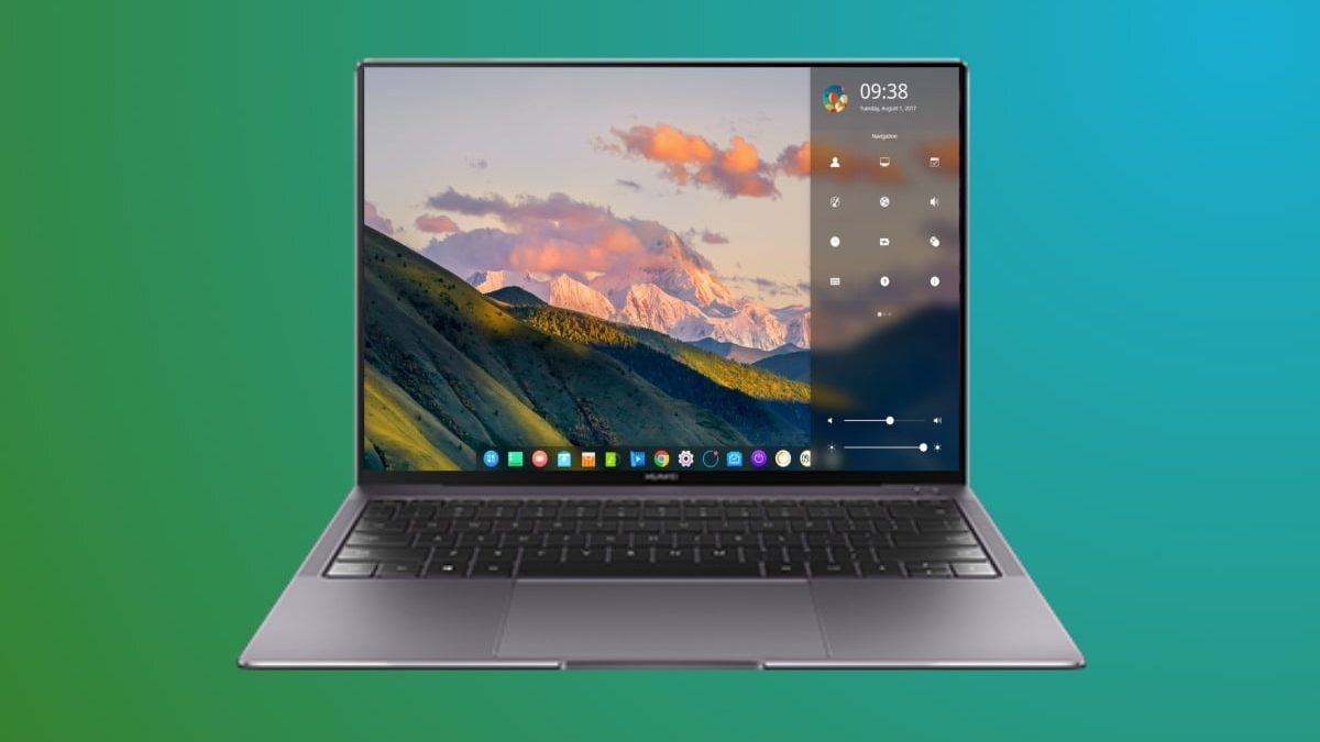 Huawei starts selling some flagship laptops with pre-installed Linux