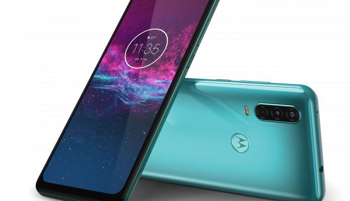 Motorola launches new color for One Action