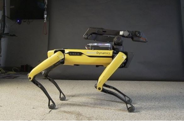 Boston Dynamics Spot robot dog is in the market