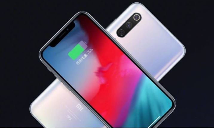 Xiaomi Mi 9 Pro 5G: 100% battery life in less than an hour