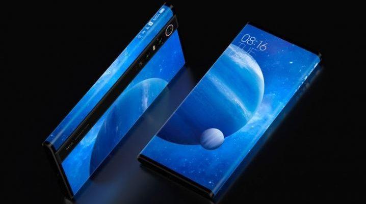 Xiaomi Mi MIX Alpha arrives at Era 5G with 360º screen and 108 MP camera