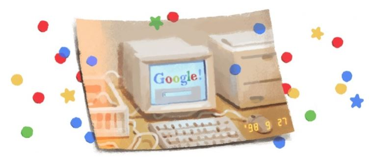 Google celebrates 21 years and is offering 21% off on its online store