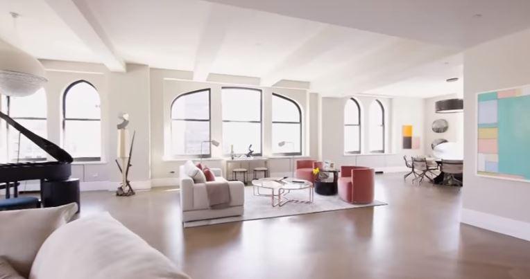 Jeff Bezos luxurious home in Manhattan