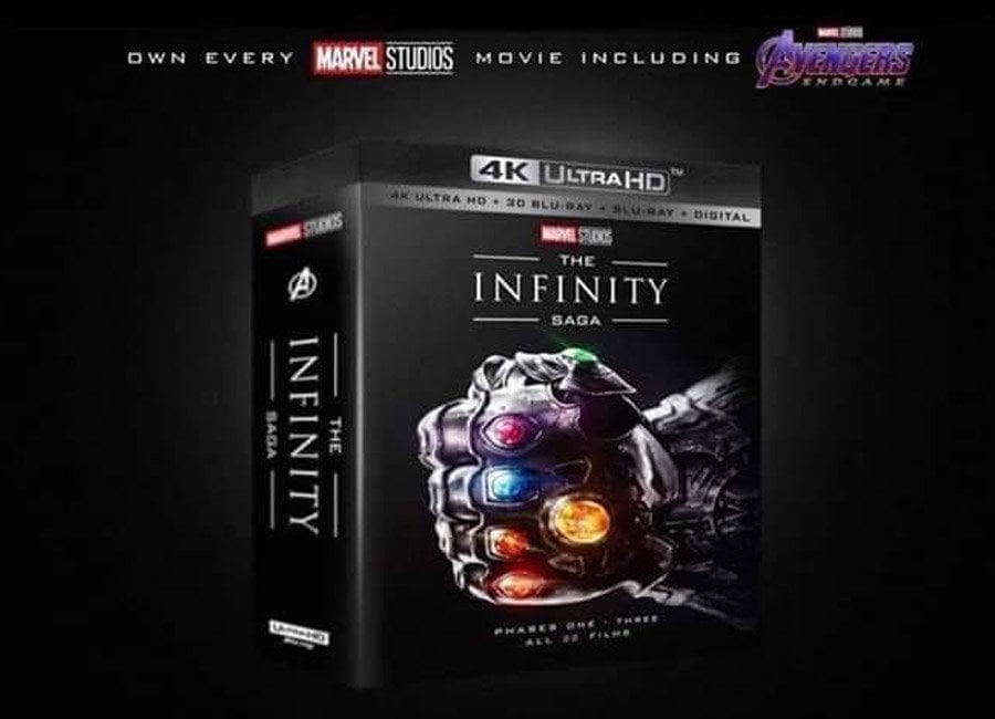 Infinity Saga Box