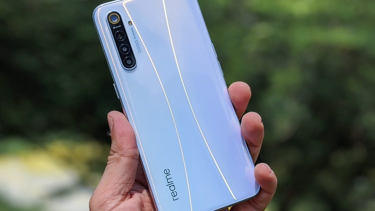 Realme XT: first smartphone with 64MP rear cameras