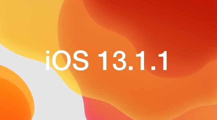 Apple blocks retrieval of iOS 13.1.1 after you upgrade the device