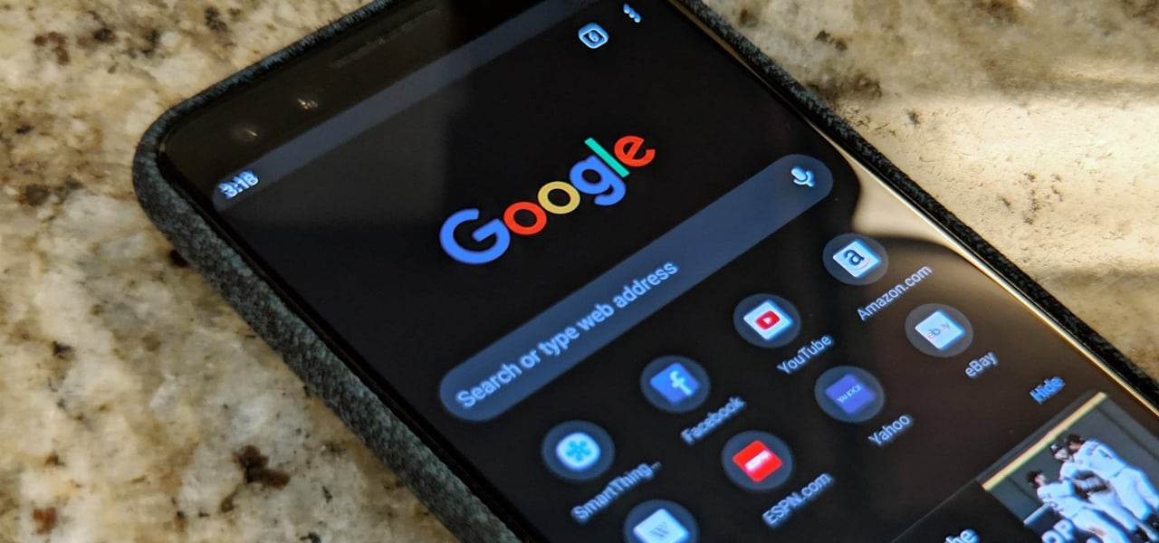 Dark Mode finally comes to Android Chrome