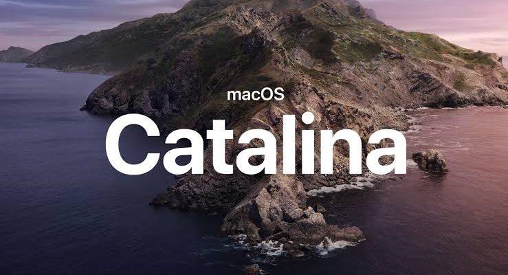 MacOS Catalina Apple Mail