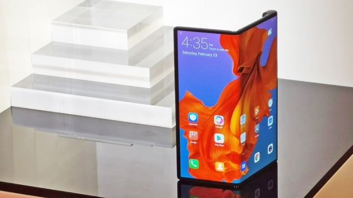 Huawei prepares Mate Xs with performance improvements and 5G