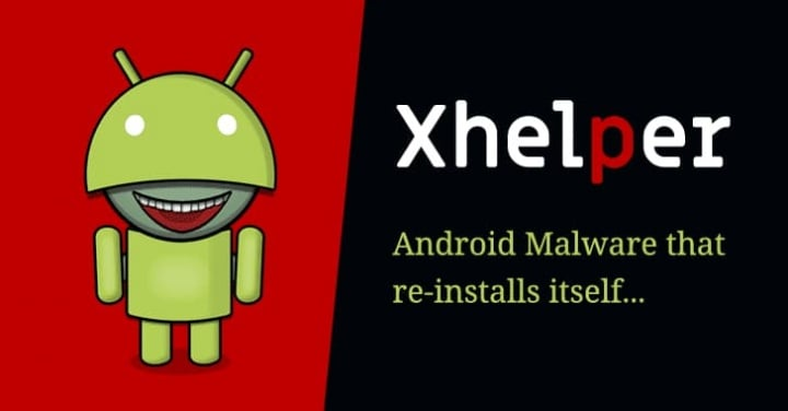 Android users are warned of dangerous 'xHelper' malware threat that installs itself