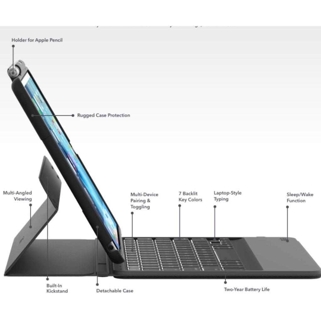 ZAGGED Rugged case iPad Pro