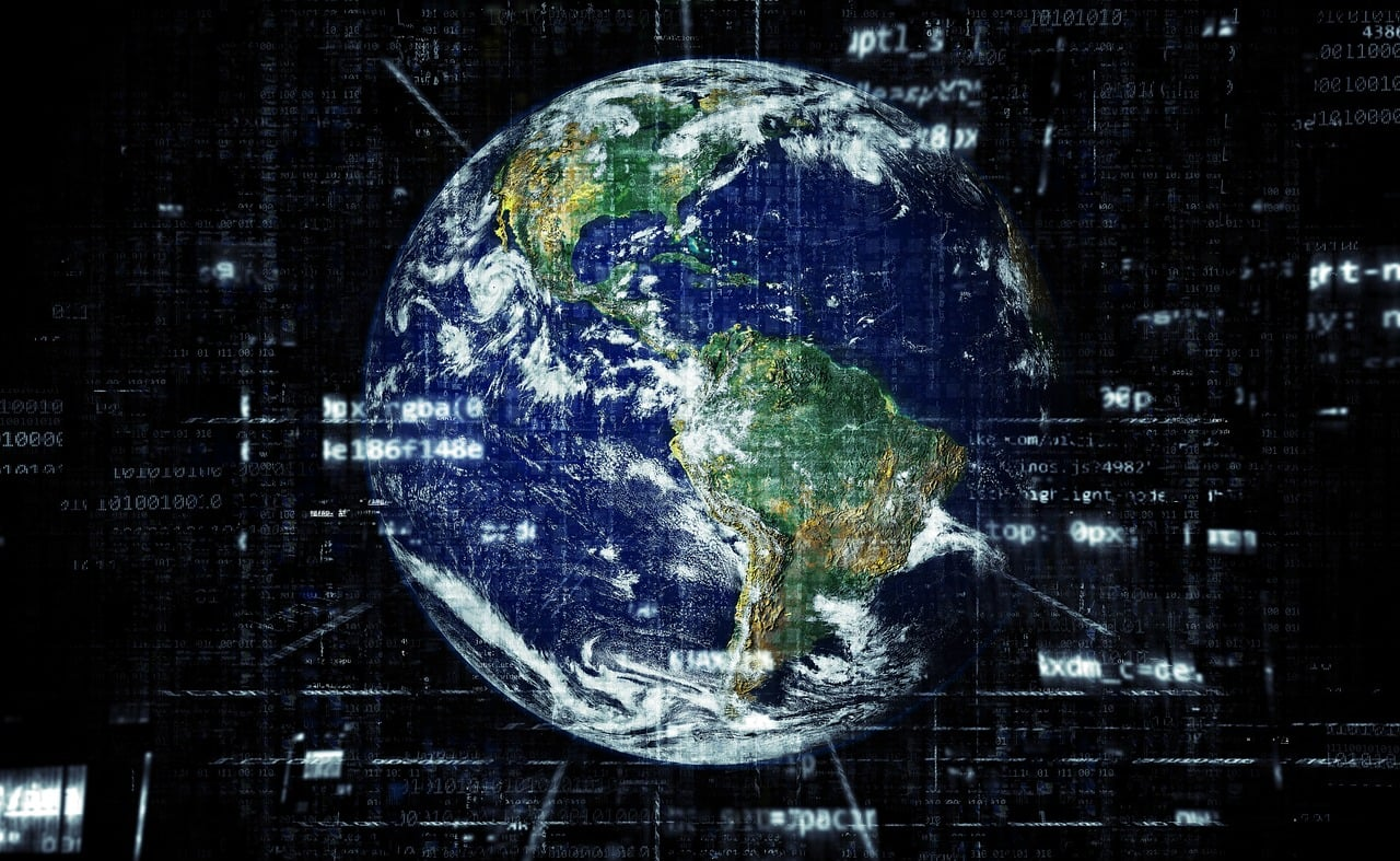 Earth Internet