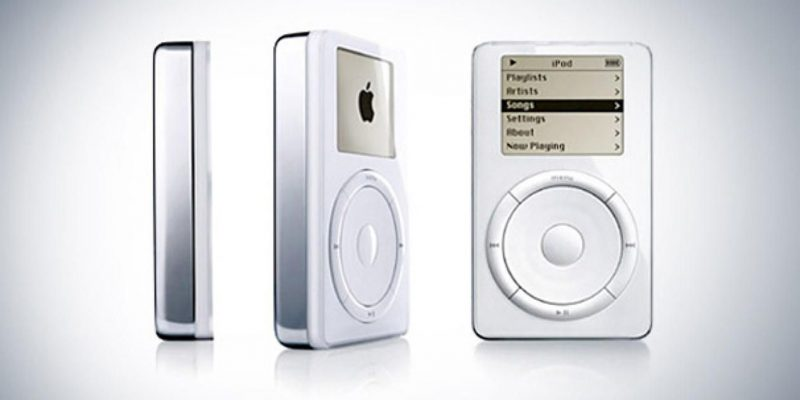 Apple celebrates 18 years of world's first iPod