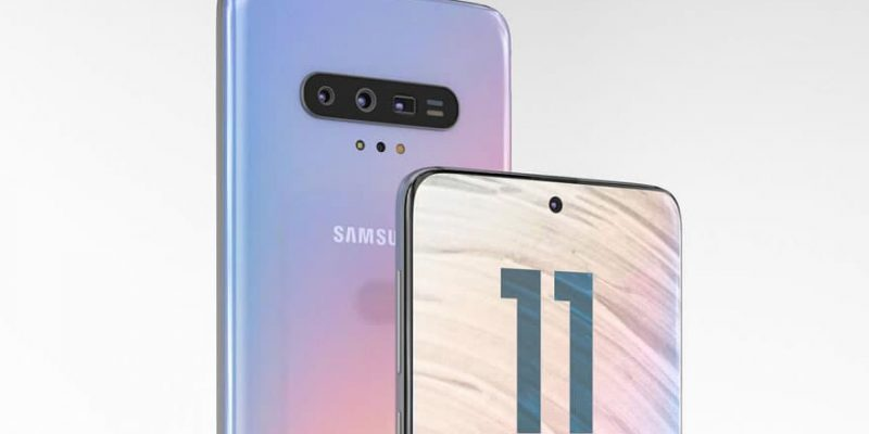 Samsung Galaxy S 11: Renderings show a more curved look