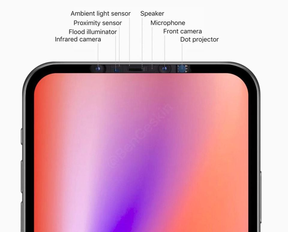 iPhone 12 may have smaller Face ID sensors, wider 5G antennas and a different design