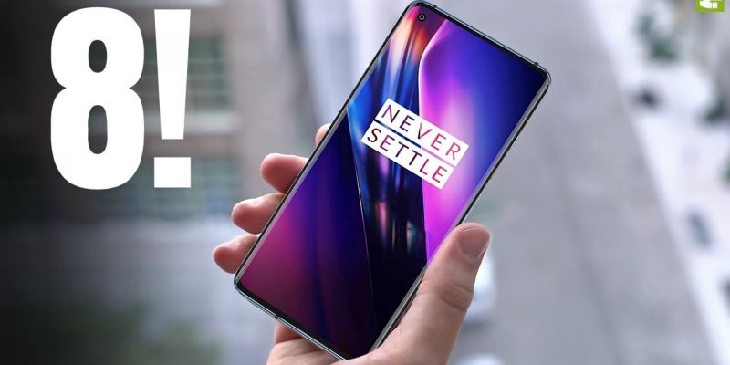First images of OnePlus 8 leaked