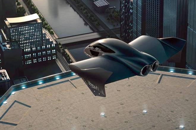 Boeing and Porsche unites to make a flying car