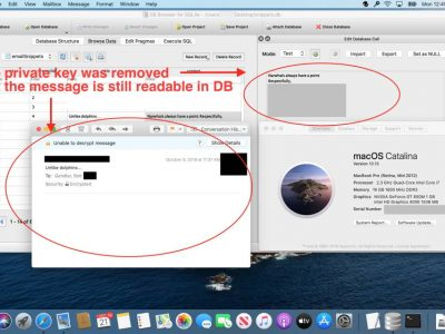 Major flaw in Apple macOS, email isn't as private as you thought
