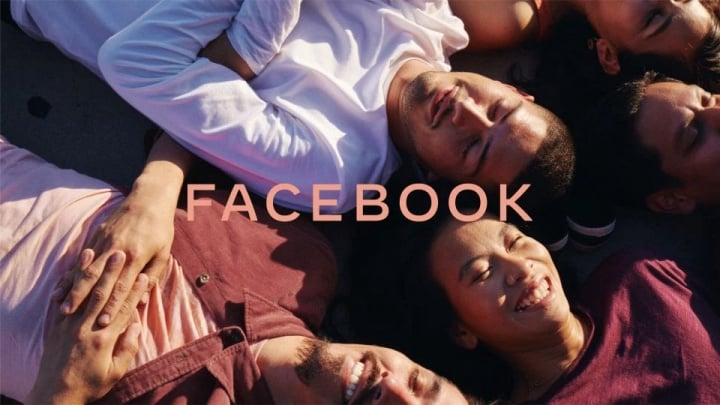 Facebook presents new brand image