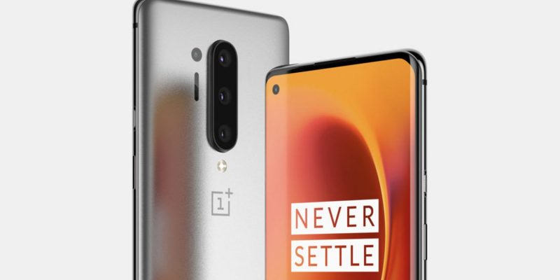 OnePlus 8 Pro - New images confirm goodbye to pop-up camera