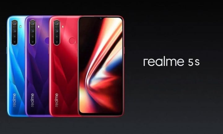 Realme 5s: Strong competitor of Redmi Note 8
