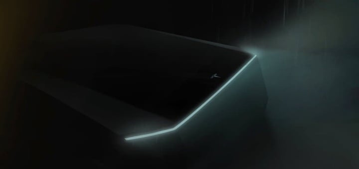 Tesla Cybertruck concept