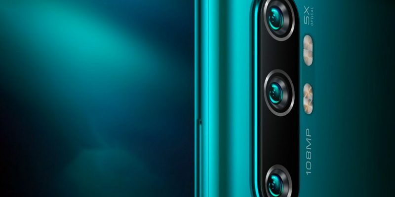 Xiaomi officially introduces Mi Note 10 with five rear cameras and 50x zoom