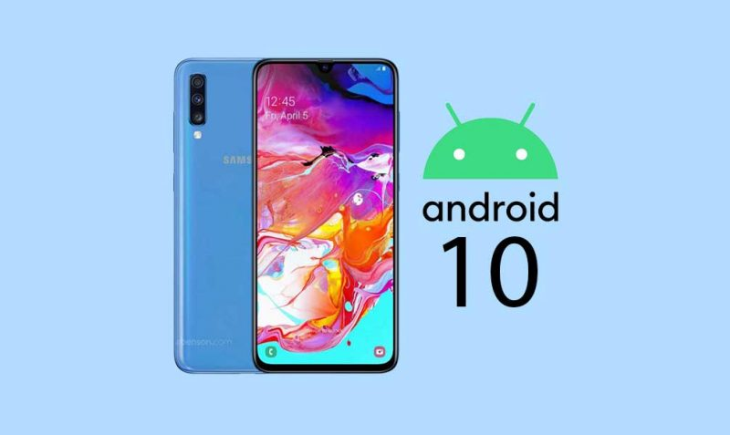 Warm up your Samsung Galaxy S8, Galaxy S9 and Galaxy Note 9, Android 10 is coming soon