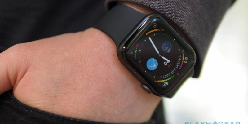 Next Apple watch could have Touch ID