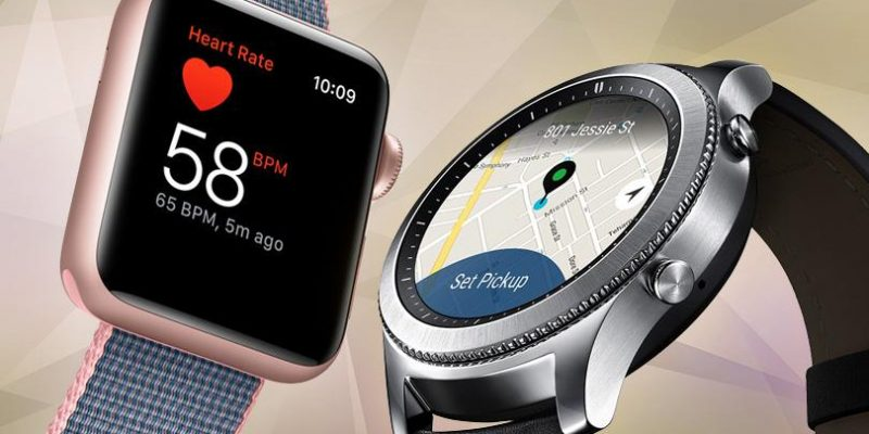 Smartwatch market grows with Apple and Samsung lead