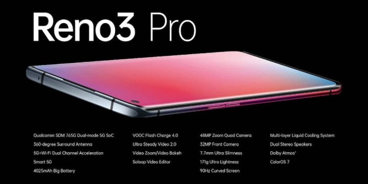 OPPO Reno3 Pro to shake Xiaomi dominance