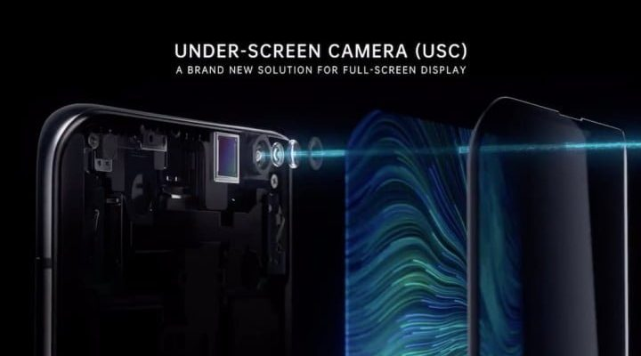 OPPO outpaced Xiaomi with hidden camera below the screen