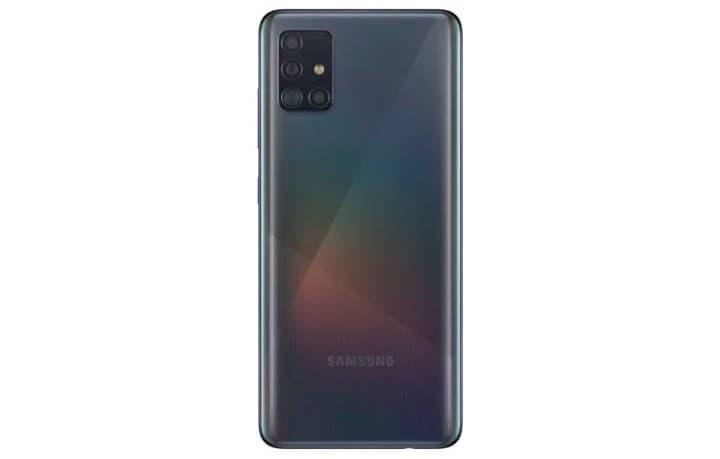 Samsung Galaxy A51 Rear