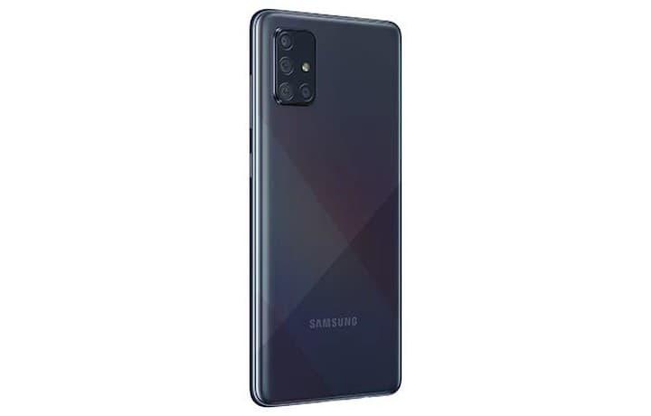 Samsung Galaxy A71 Rear